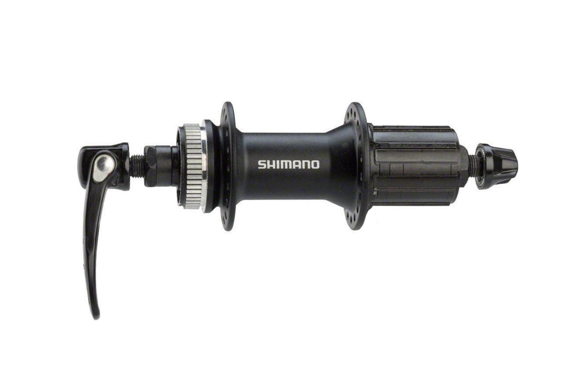 Купить Втулка задняя Shimano Alivio, FH-M4050, 32H. 8ǟск QR, C.lock в интернет магазине велосипедов. Выбрать велосипед. Цены, фото, отзывы