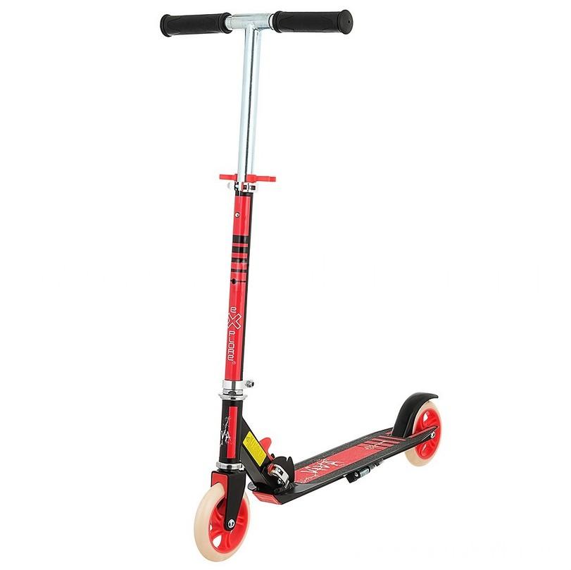 Купить Самокат Explore Viva в интернет магазине велосипедов. Выбрать велосипед. Цены, фото, отзывы