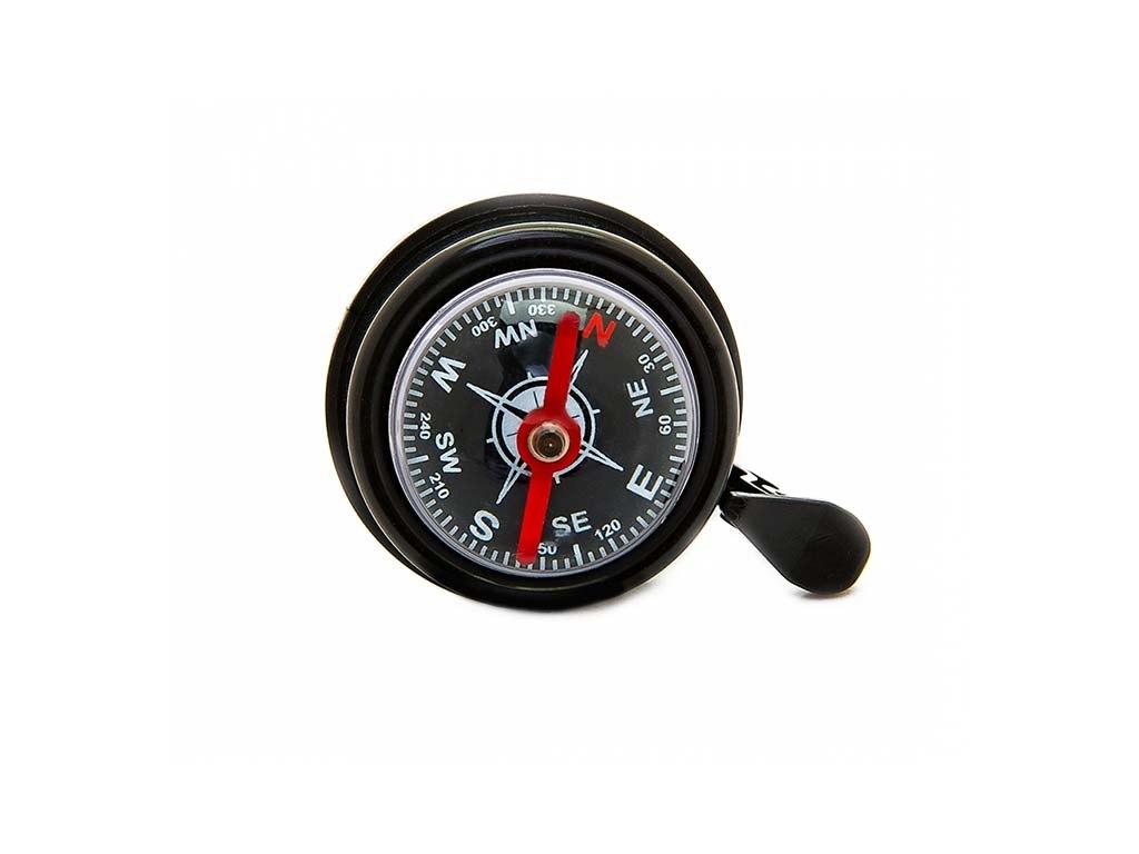 Купить Звонок YL-033A с компасом в интернет магазине велосипедов. Выбрать велосипед. Цены, фото, отзывы