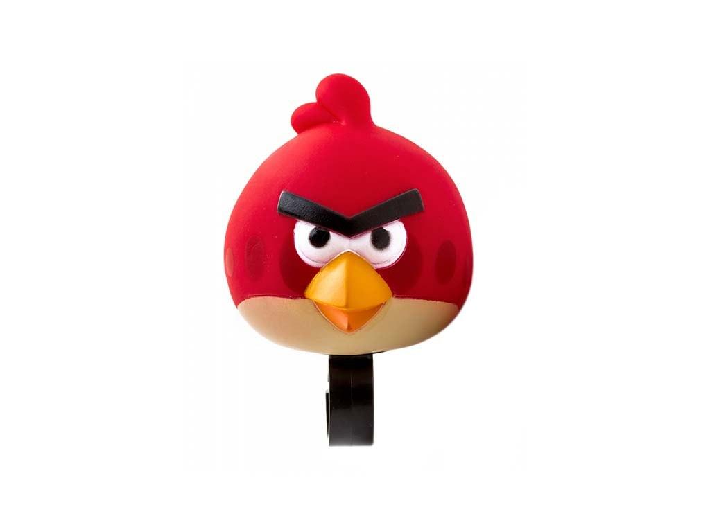 Купить Звонок Клаксон CB10 Angry Birds в интернет магазине. Цены, фото, описания, характеристики, отзывы, обзоры