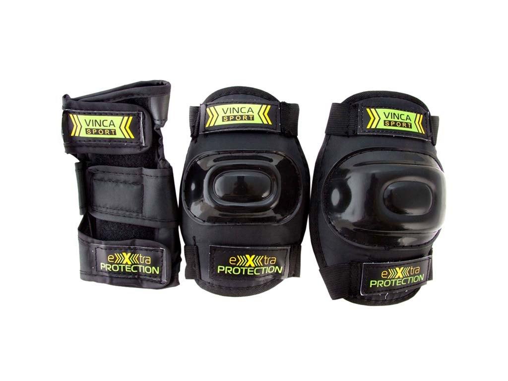 Защита VincaSport VP-32 kids (локти,колени,ладони)
