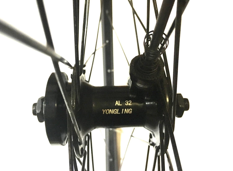 Купить Колесо переднее 29ʺ в сборе, 32H, 6 болт, QR в интернет магазине велосипедов. Выбрать велосипед. Цены, фото, отзывы