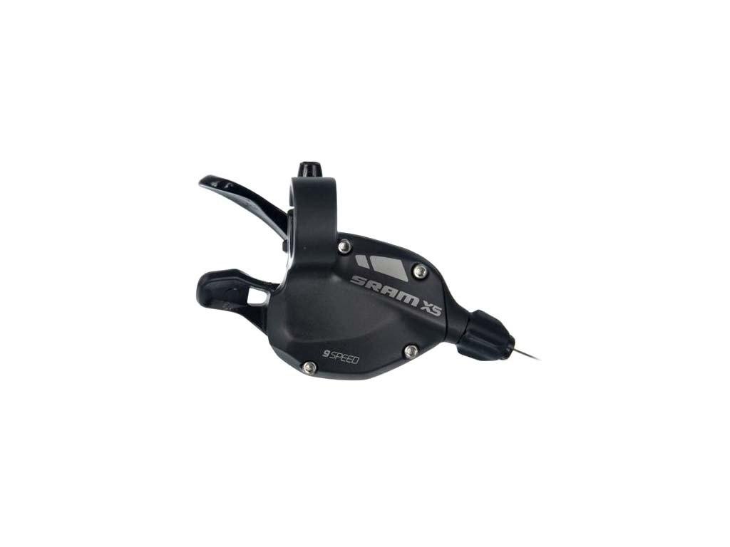 Купить Шифтер SRAM SL X5 9ск. в интернет магазине велосипедов. Выбрать велосипед. Цены, фото, отзывы