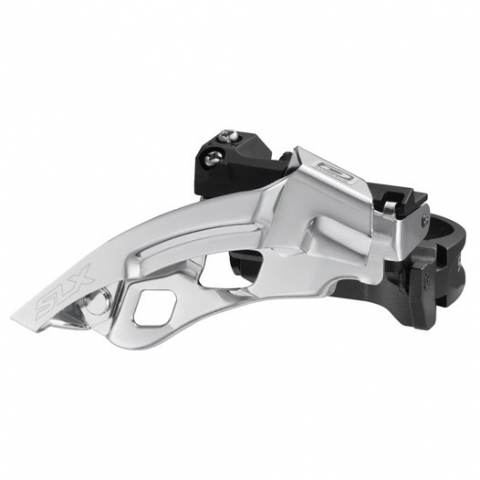 Купить Переключатель передний SLX FD-M670, ун. тяга, ун. хомут в интернет магазине велосипедов. Выбрать велосипед. Цены, фото, отзывы