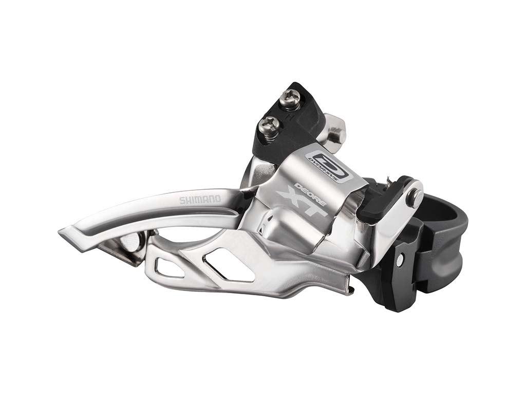 Купить Переключатель передний Deore XT FD-M785, ун. тяга, ун. хомут в интернет магазине велосипедов. Выбрать велосипед. Цены, фото, отзывы