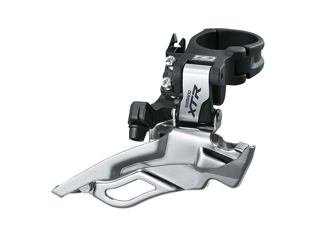 Переключатель передний Shimano XTR FD-M981, ун. тяга, ун. хомут