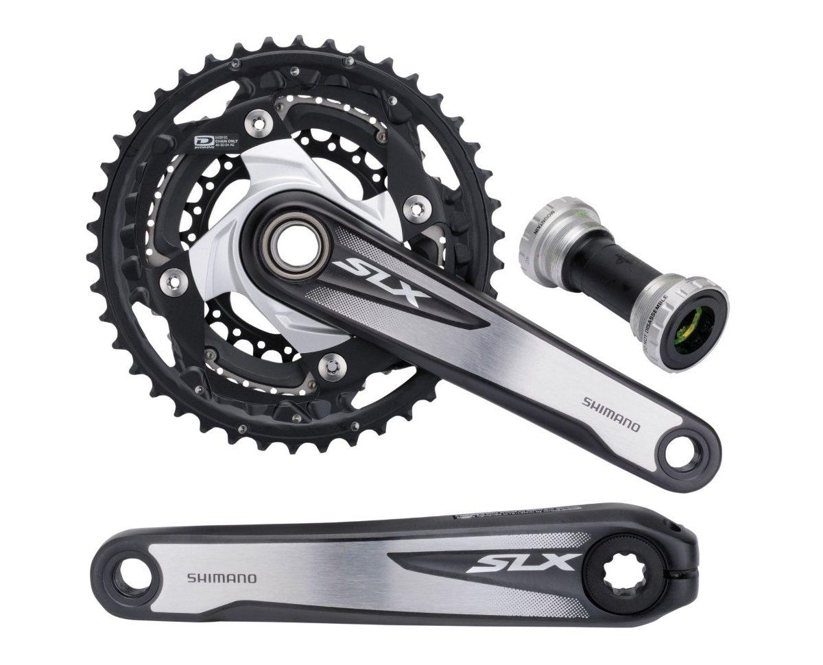 Купить Система SLX FC-M670, 170мм, 42ቼቴT с каретк. в интернет магазине велосипедов. Выбрать велосипед. Цены, фото, отзывы