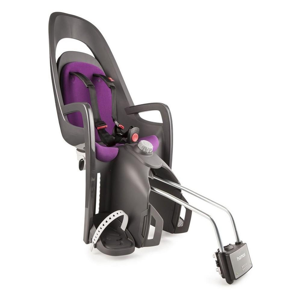 Купить Детское кресло Hamax Caress C2 W/Lockable Bracket в интернет магазине велосипедов. Выбрать велосипед. Цены, фото, отзывы