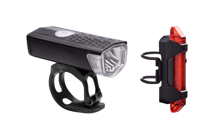 Комплект фонарей RFR Power Lighting Set USB