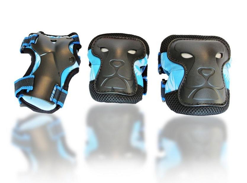 Защита Explore Defense (локти,колени,ладони)