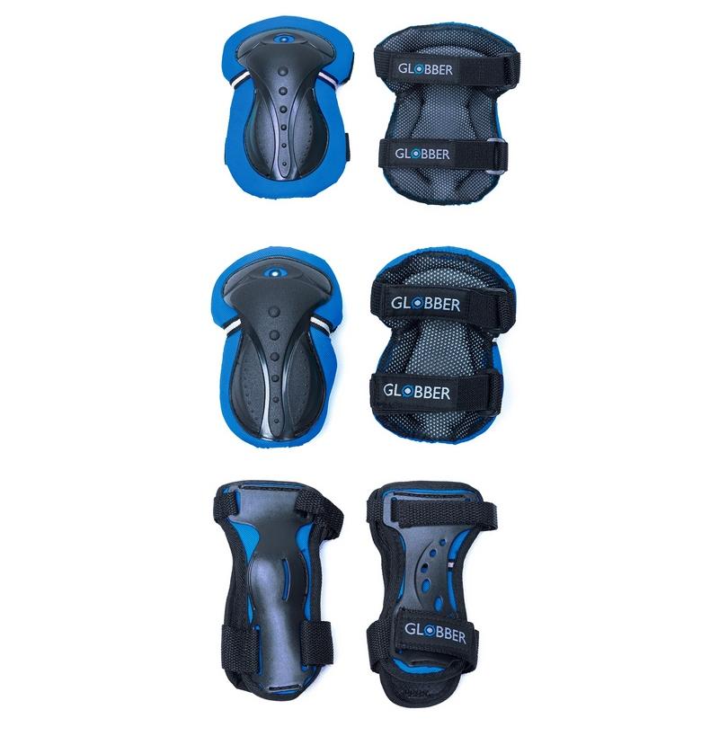 Защита Globber Junior Set (локти,колени,ладони)