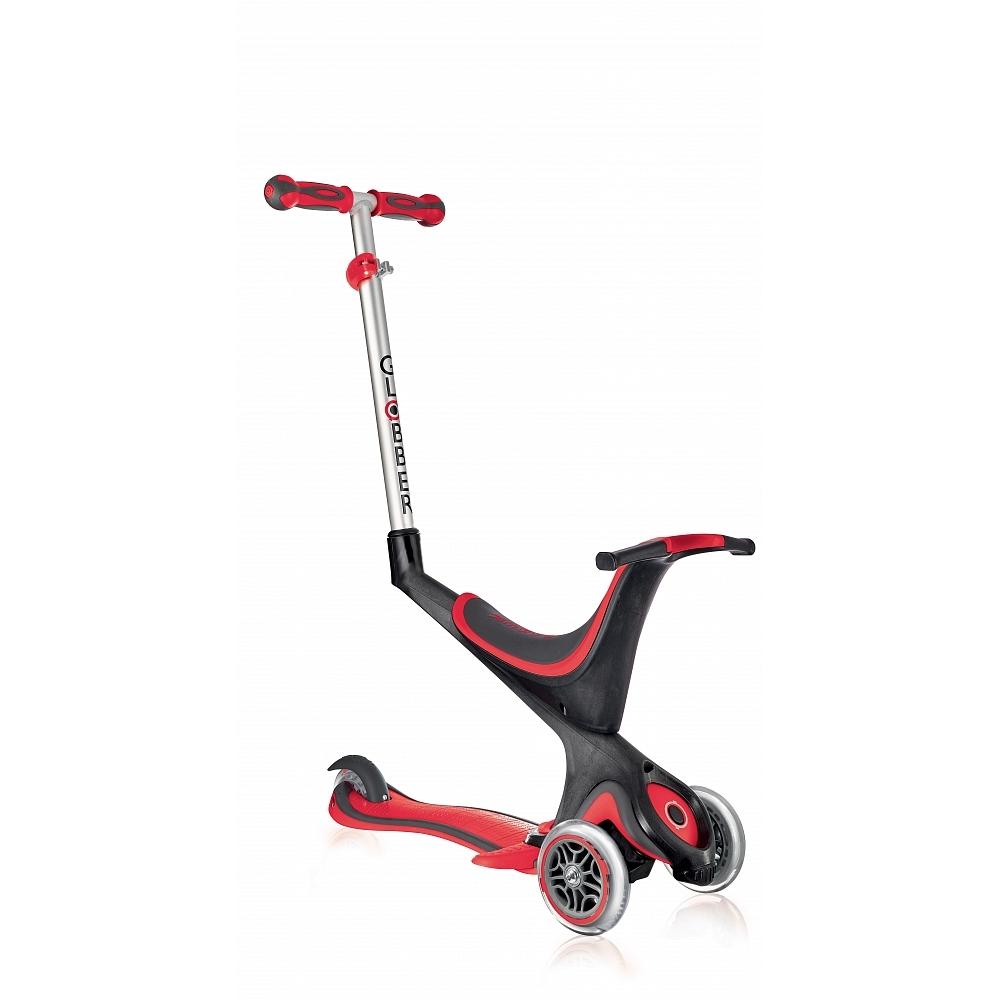 Купить Самокат Globber Evo 5 in 1 в интернет магазине велосипедов. Выбрать велосипед. Цены, фото, отзывы