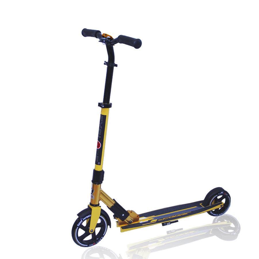 Купить Самокат Explore Dagger в интернет магазине велосипедов. Выбрать велосипед. Цены, фото, отзывы