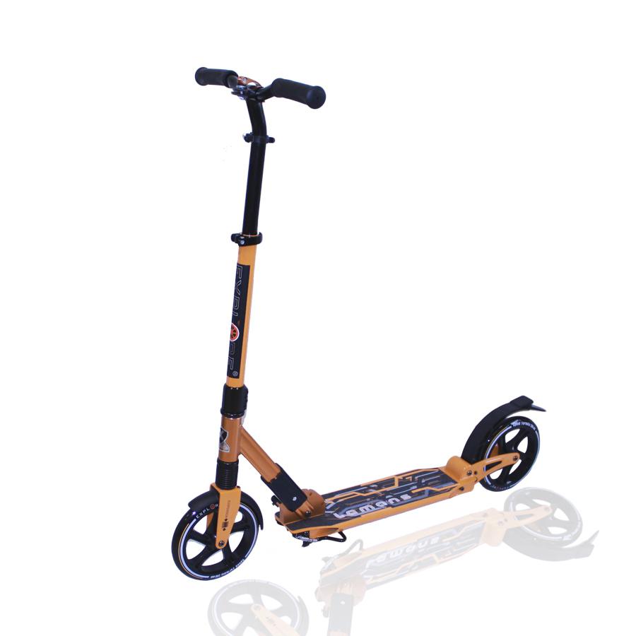 Купить Самокат Explore Lemans в интернет магазине велосипедов. Выбрать велосипед. Цены, фото, отзывы