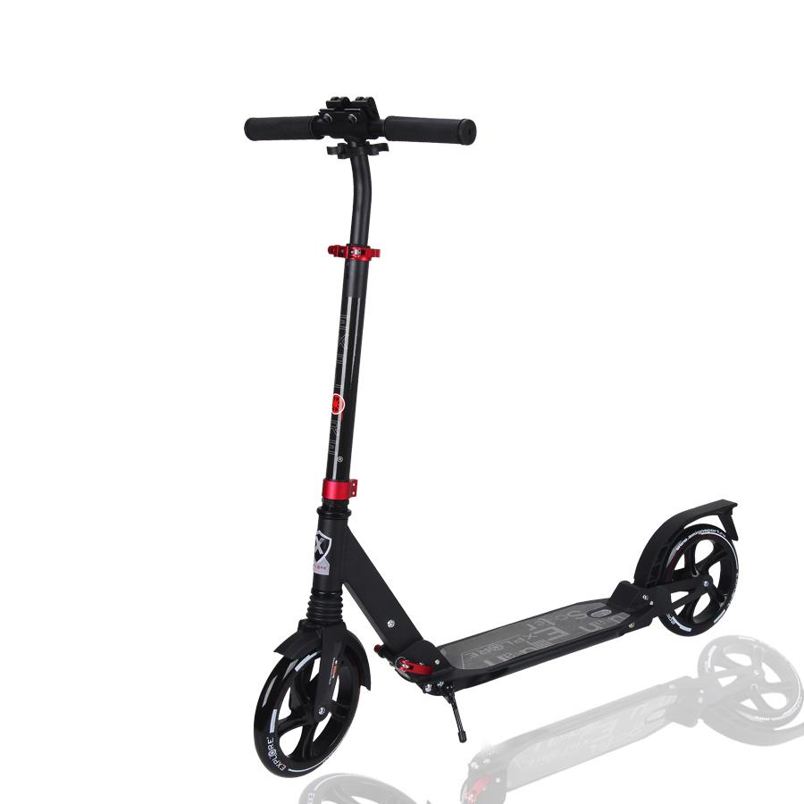 Купить Самокат Explore Gamma в интернет магазине велосипедов. Выбрать велосипед. Цены, фото, отзывы