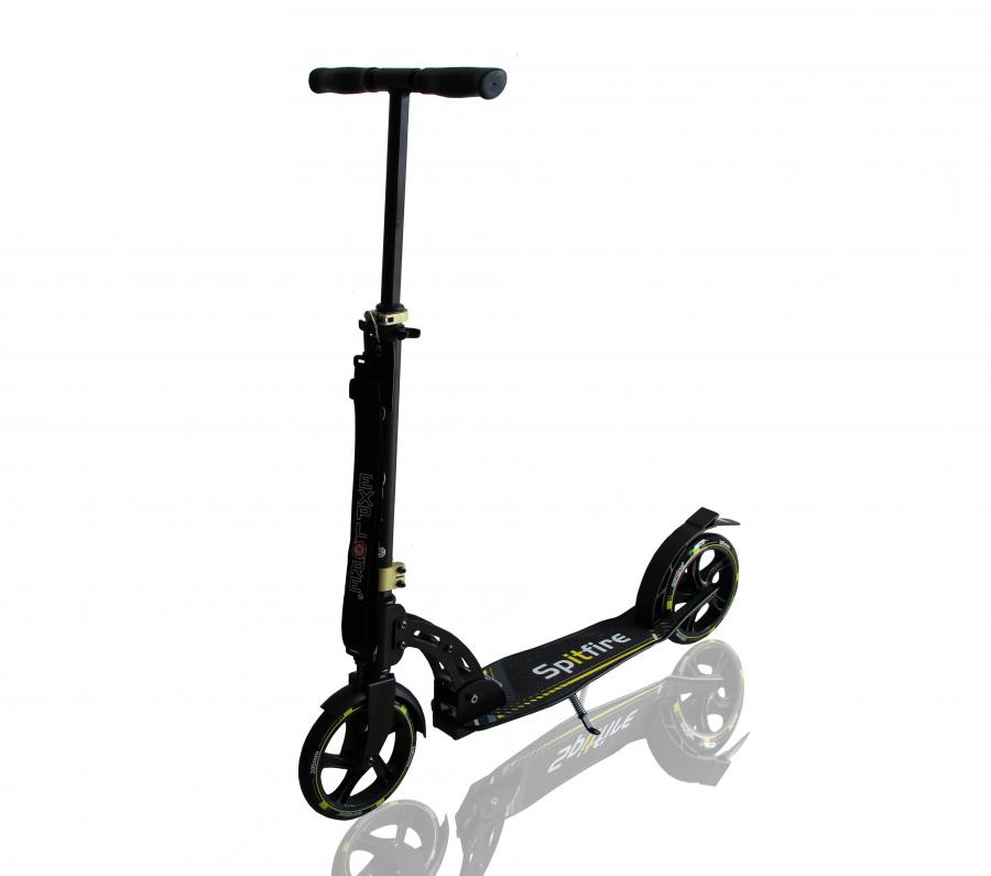 Купить Самокат Explore Spitfire в интернет магазине велосипедов. Выбрать велосипед. Цены, фото, отзывы