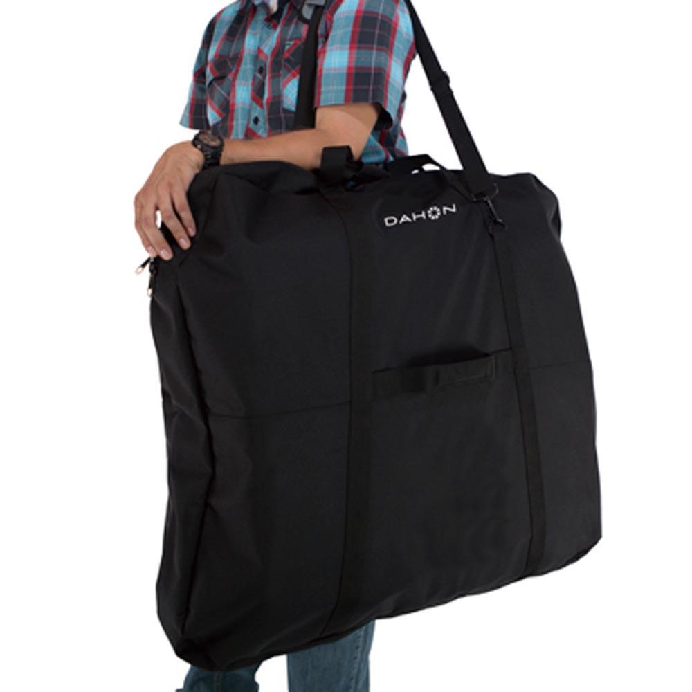 Купить Cумка для складного велосипеда Dahon Carry Bag в интернет магазине велосипедов. Выбрать велосипед. Цены, фото, отзывы