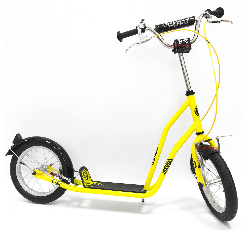 Купить Самокат Olimp 14ʺ в интернет магазине велосипедов. Выбрать велосипед. Цены, фото, отзывы
