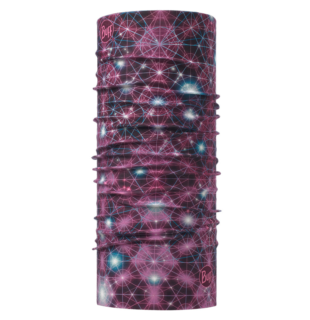 Бандана Buff Original Light Sparks Deep Pink (115201.503.10.00)
