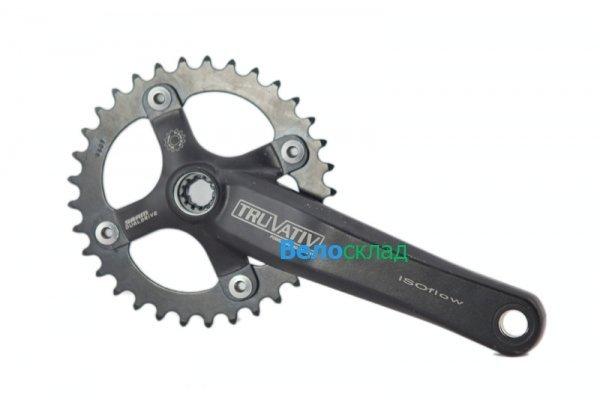 Купить Шатун со звездой Truvativ в интернет магазине велосипедов. Выбрать велосипед. Цены, фото, отзывы