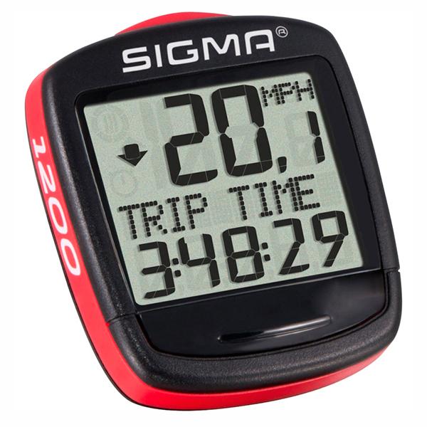 Велокомпьютер Sigma Baseline 1200