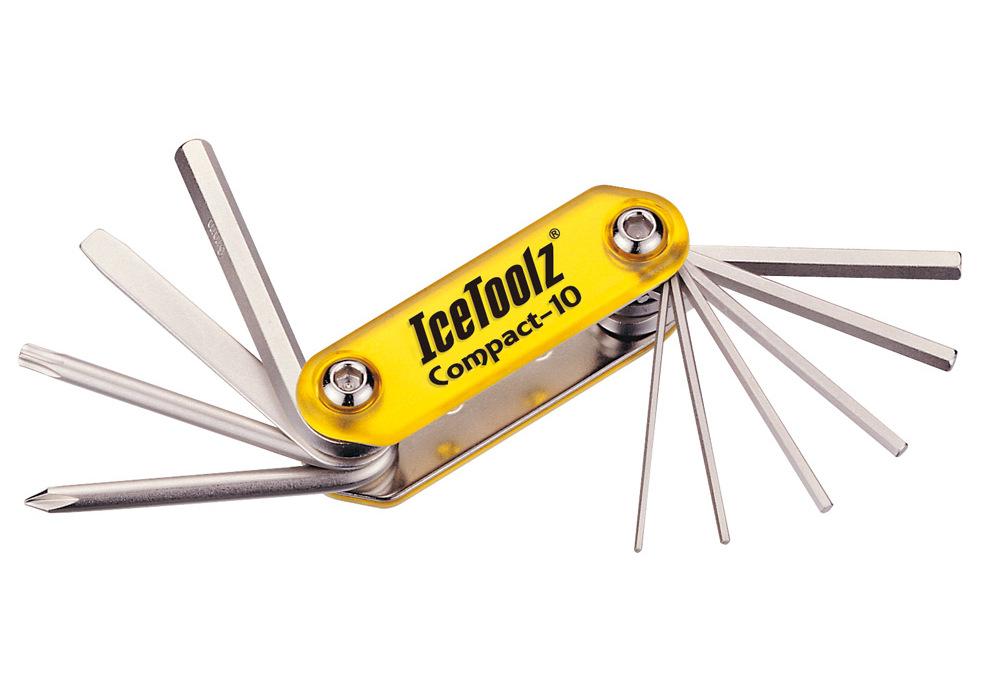 Набор инструментов Ice Toolz Compact-10