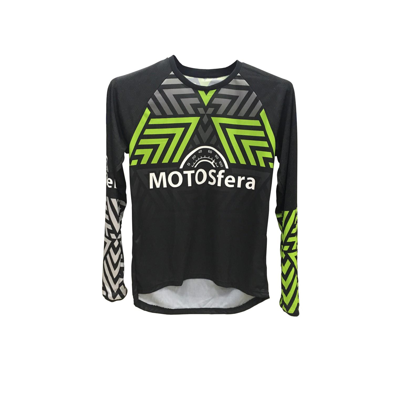 Джерси Motosfera Green