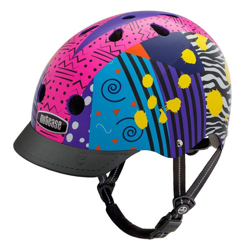 Шлем защитный Nutcase Totally Rad