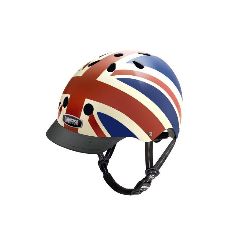 Шлем защитный Nutcase Union Jack
