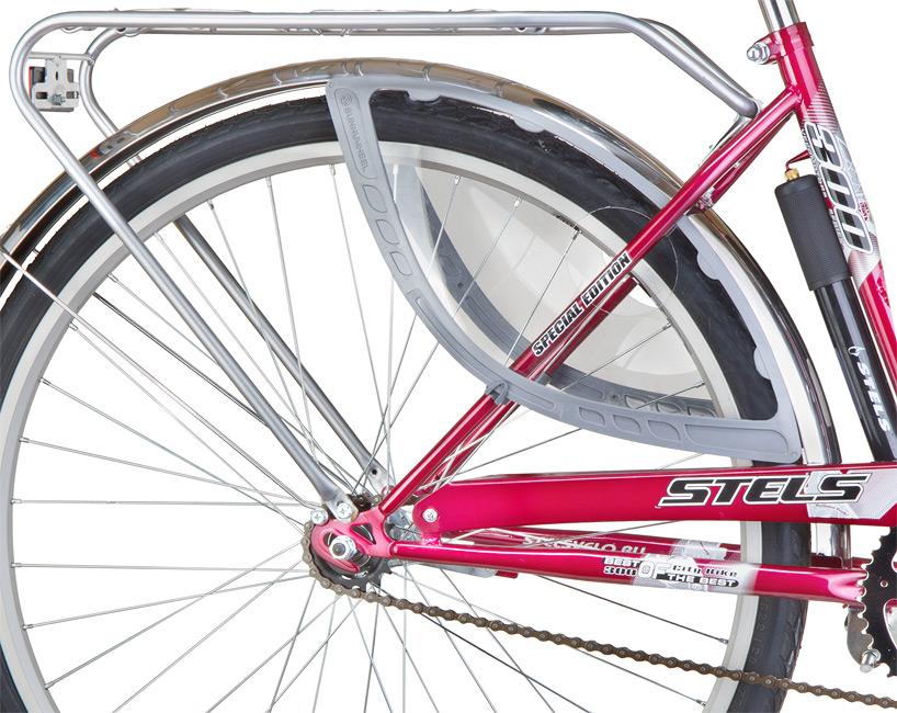 Защита одежды от колеса SW-DG 111 26ʺ 15.8мм