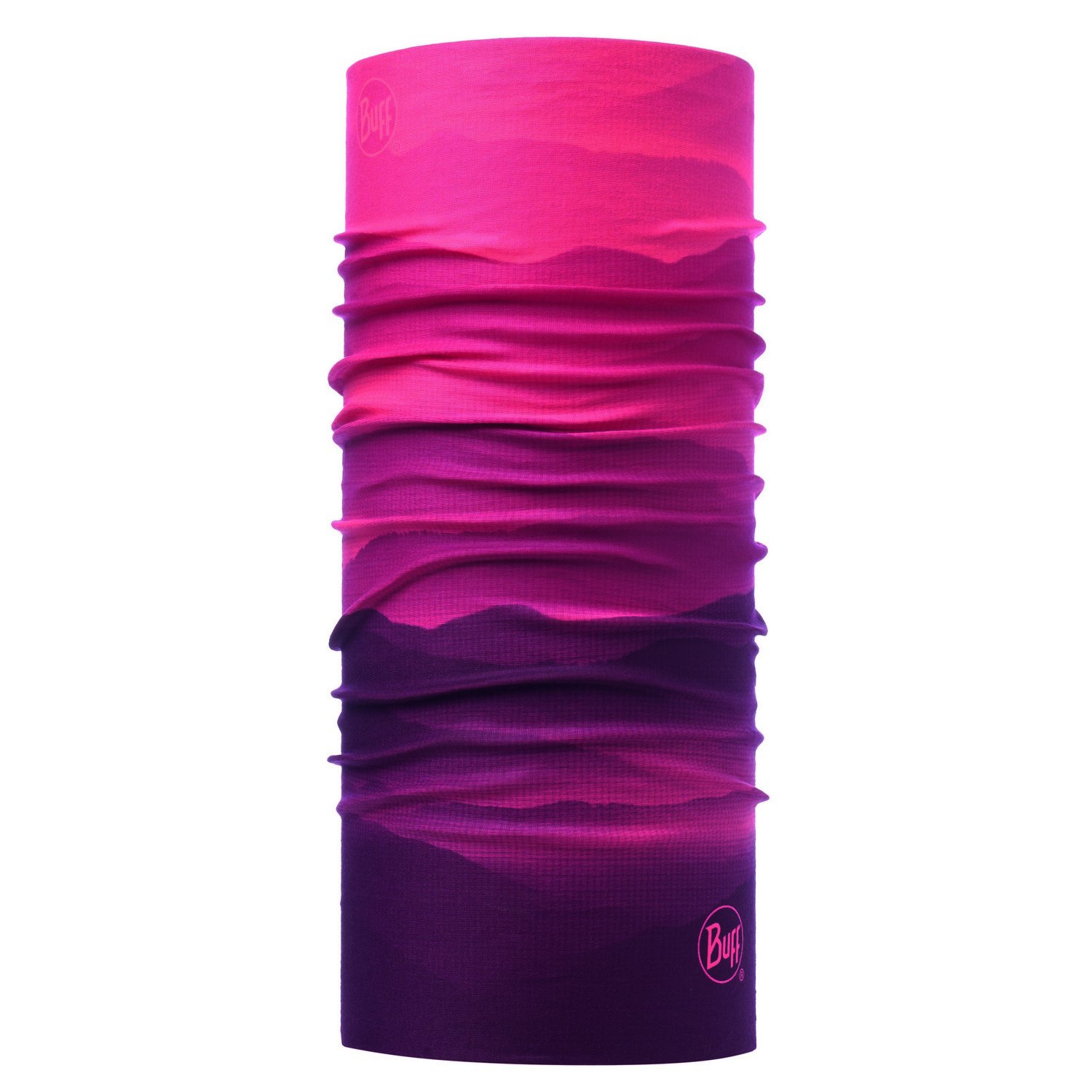 Бандана Buff Original Soft Hills Pink Fluor (117953.522.10.00)