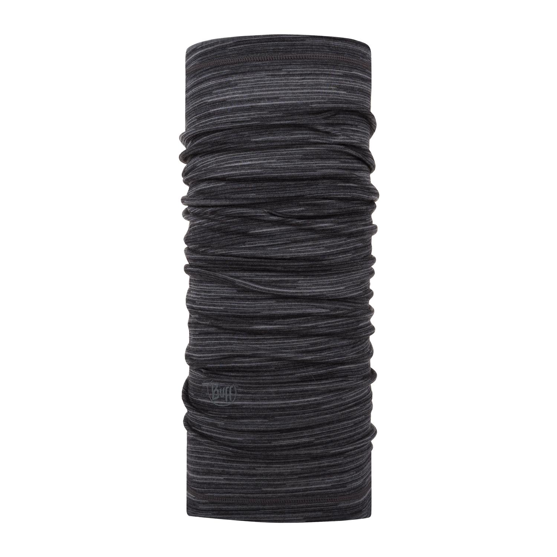 Бандана Buff Lightweight Merino Wool Castlerock Grey Multi Stripes (117819.929.10.00)