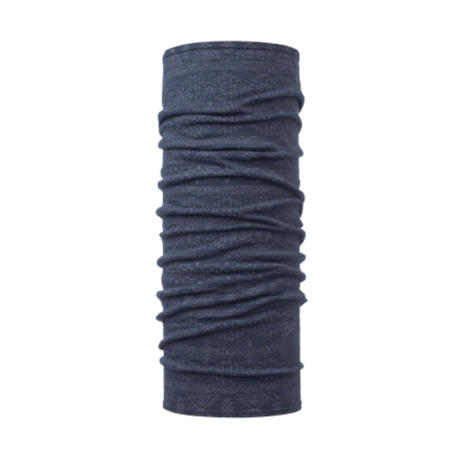 Бандана Buff Lightweight Merino Wool Edgy Denim (115399.788.10.00)