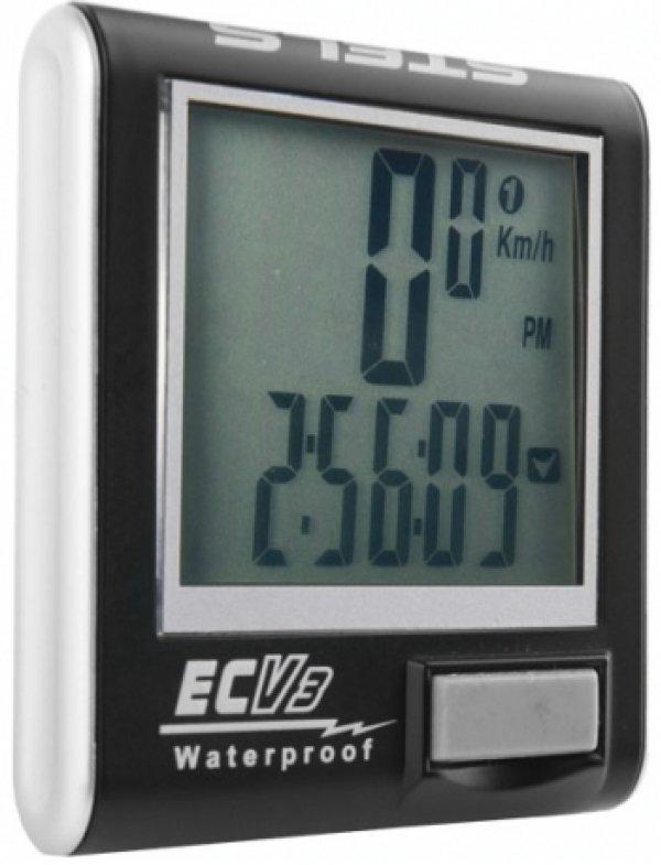 Купить Велокомпьютер Stels ECV3 в интернет магазине велосипедов. Выбрать велосипед. Цены, фото, отзывы