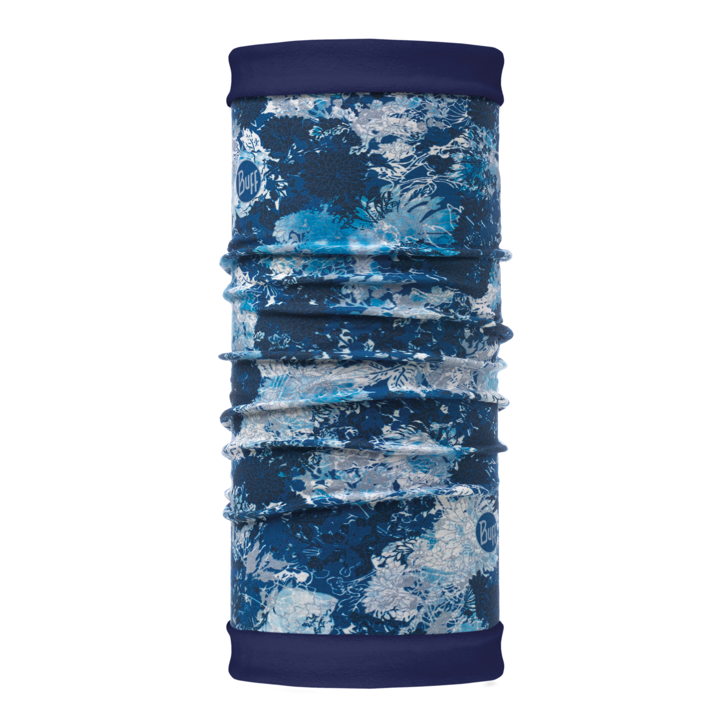 Бандана Buff Reversible Polar Winter Garden Blue (118044.707.10.00)