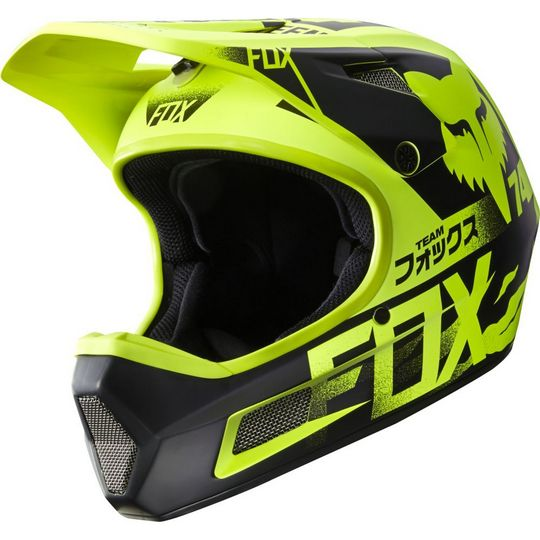 Шлем защитный Fox Rampage Comp Helmet