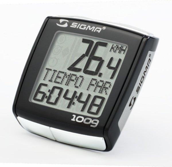 Купить Велокомпьютер Sigma BC-1009 в интернет магазине велосипедов. Выбрать велосипед. Цены, фото, отзывы