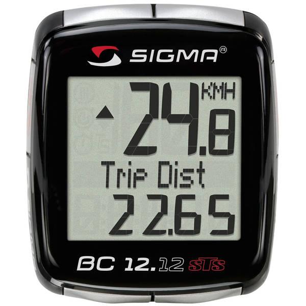 Велокомпьютер Sigma BC 12.12