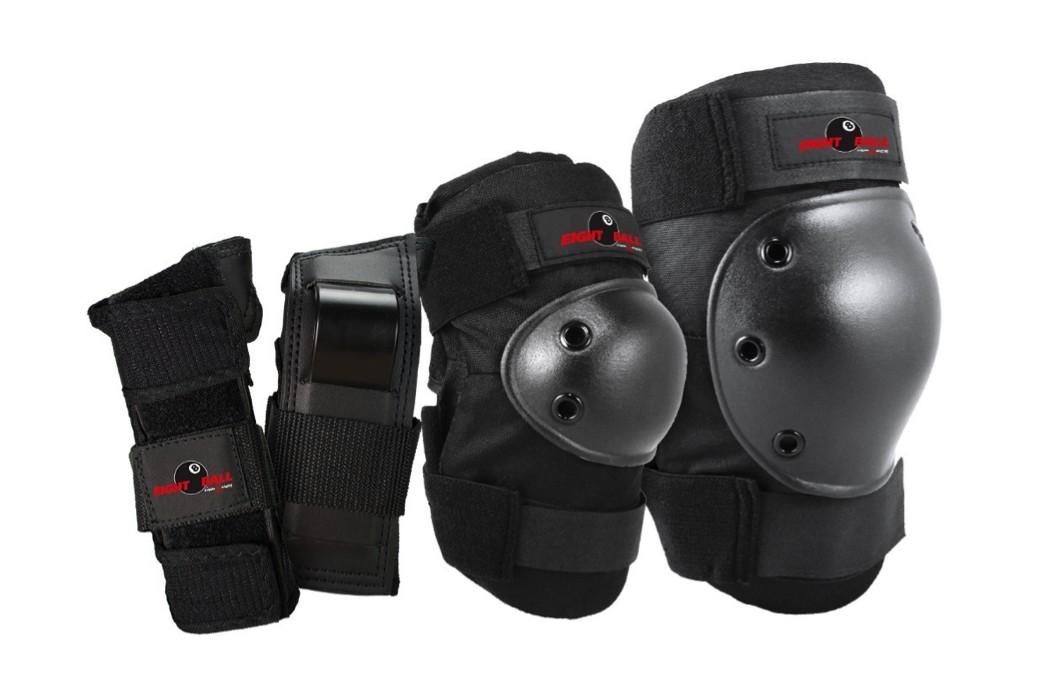 Защита Eight Ball (локти,колени,ладони)