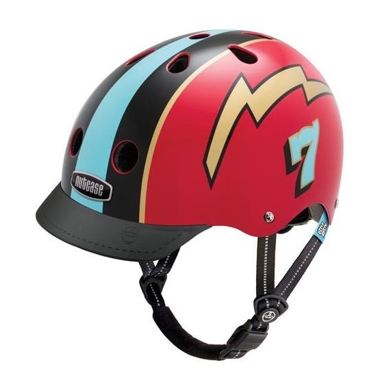 Шлем защитный Nutcase Little Nutty Lucky 7
