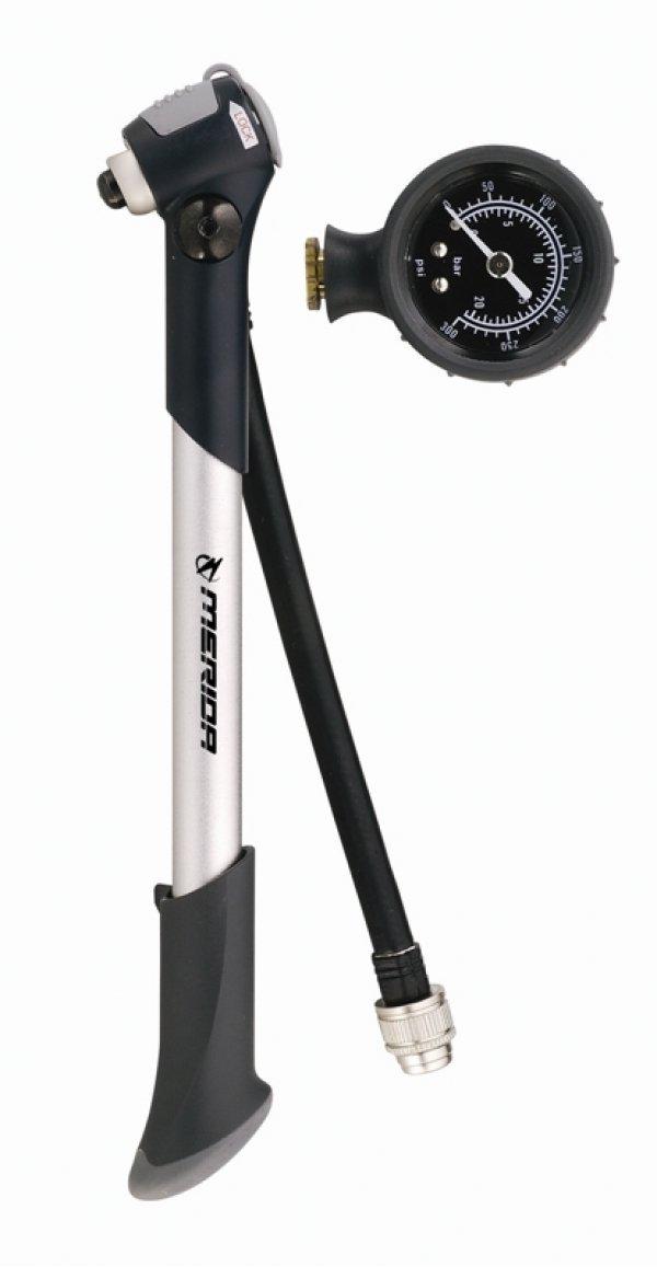 Купить Merida GS-03S Насос высокого давления в интернет магазине велосипедов. Выбрать велосипед. Цены, фото, отзывы