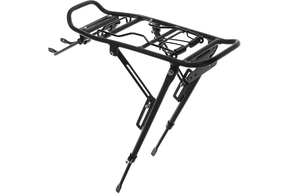 Багажник CL-522-1 для дисковых тормозов, алюм.,телескоп.