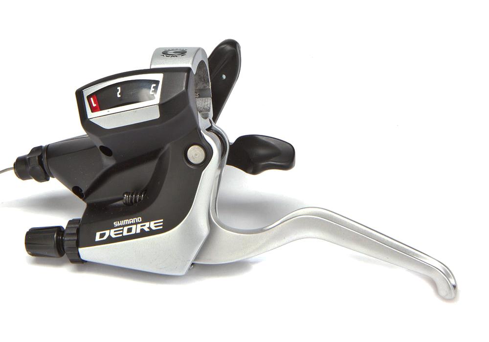 Купить Шифтер/Тормоз Shimano Deore ST-M590 лев. 3ск. в интернет магазине. Цены, фото, описания, характеристики, отзывы, обзоры