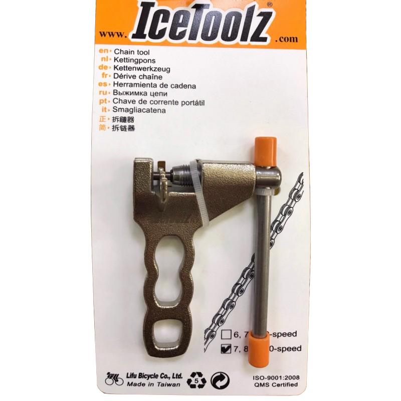 Выжимка цепи IceToolz (61A3)