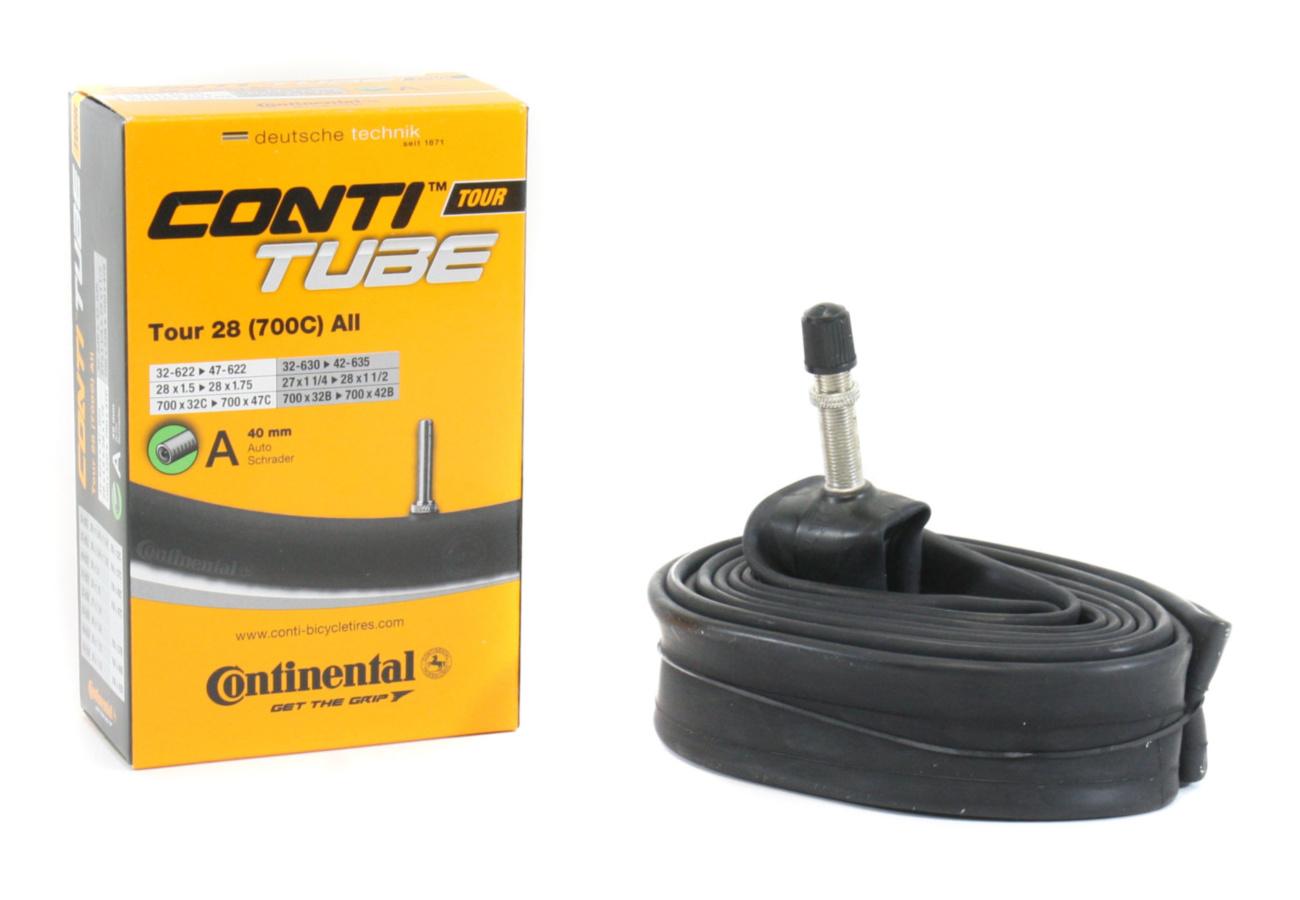 Камера Continental Tour 28ʺ/700Cx32-47 A/V 40mm