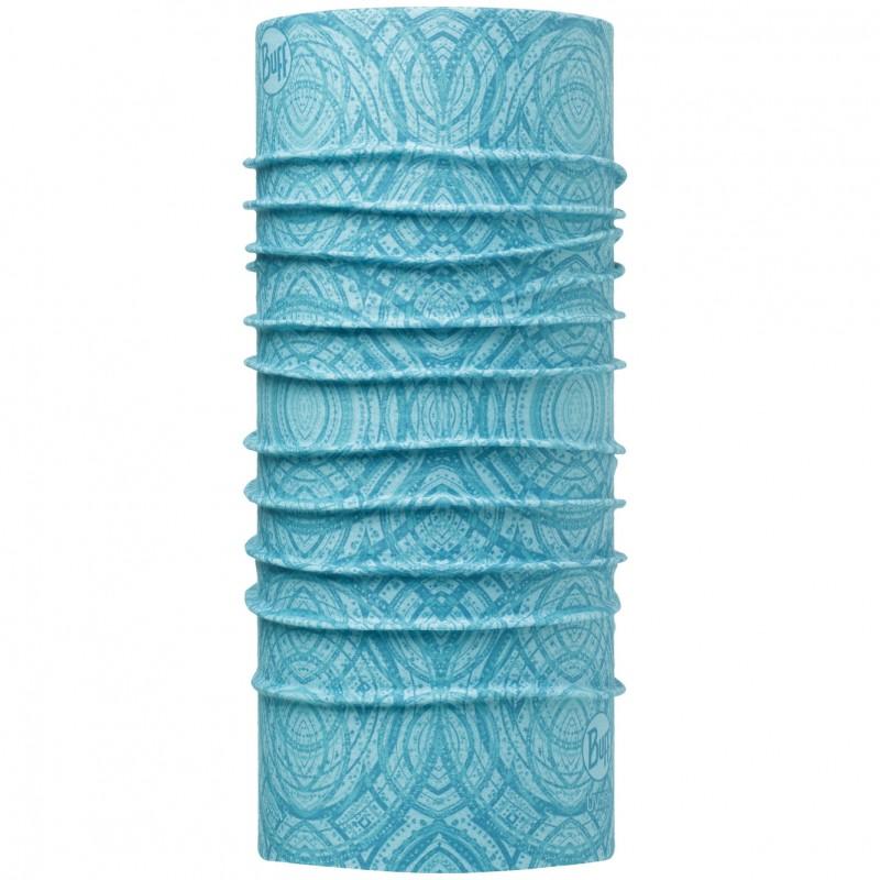 Бандана Buff CoolNet UV+Mash Turquoise (119382.789.10.00)