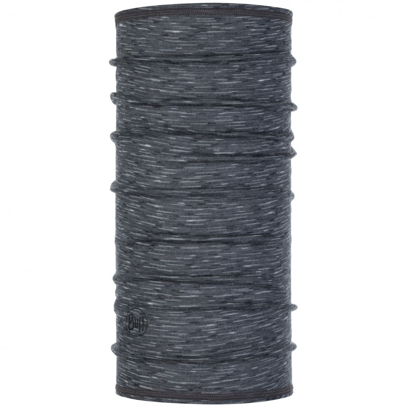 Бандана Buff Lightweight 3/4 Merino Wool Stone Grey (119331.940.10.00)