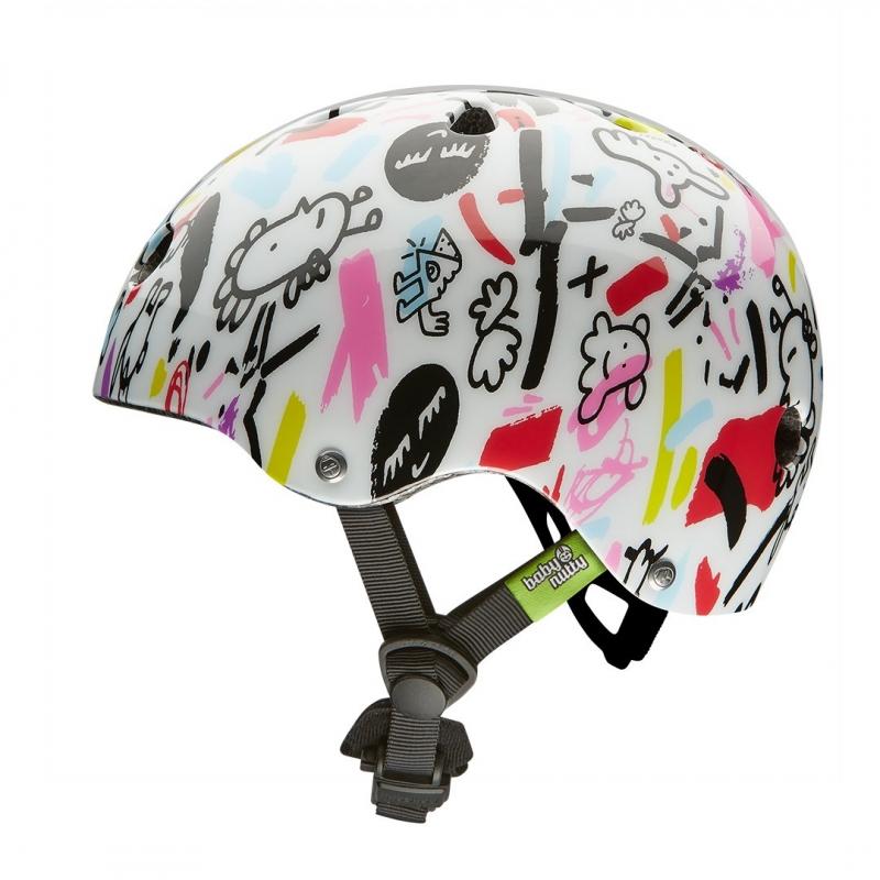 Шлем защитный Nutcase Baby Nutty Oodlies Unframed