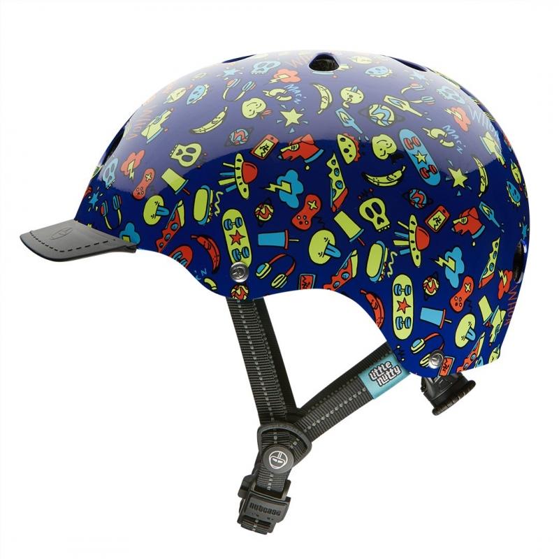 Шлем защитный Nutcase Little Nutty Cool Kid
