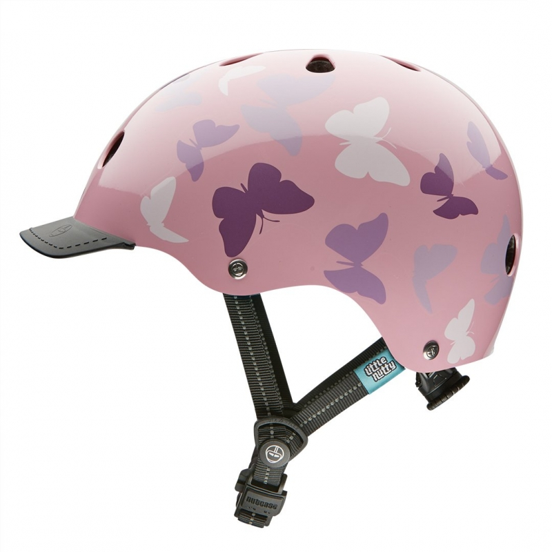 Шлем защитный Nutcase Little Nutty Flutterby